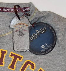 Harry Potter PRIMARK NIGHTIE T Shirt Quidditch Team Hogwarts PJ 4 - 20 NEW