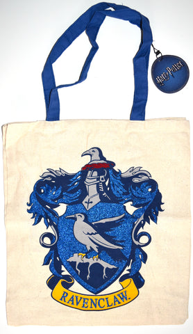 Ravenclaw Bag Primark Harry Potter 100% Cotton Tote Shopping Canvas Shoulder