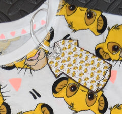 Lion King PRIMARK NIGHTIE T Shirt DISNEY Simba PJ Sizes 4 to 20