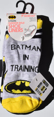 PRIMARK Women's Socks Shoe Liners Bambi Tinkerbell Lion King Superman Batman - Click. Buy. Love. - 4