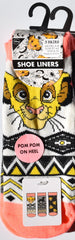 PRIMARK Women's Socks Shoe Liners Bambi Tinkerbell Lion King Superman Batman - Click. Buy. Love. - 5