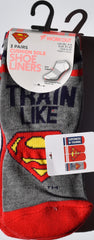 PRIMARK Women's Socks Shoe Liners Bambi Tinkerbell Lion King Superman Batman - Click. Buy. Love. - 6