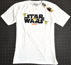 Star Wars T Shirt Primark The Child 100% Cotton Womens Ladies UK Size 10 to 16
