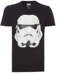 Stormtrooper T Shirt Star Wars Official Mens UK M-XL 100% Cotton