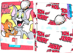 Tom And Jerry PJ Set Primark Red Womens Ladies Pyjamas UK Sizes 12 to 20