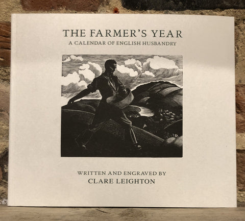 The Farmer's Year by Clare Leighton