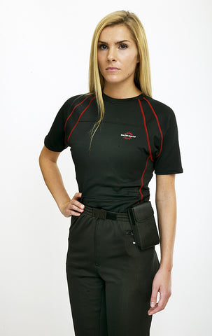 - WOMENS BASELAYER HEATED LINER - - Warm and Safe Heated Clothing for Motorcycling, work and recreation