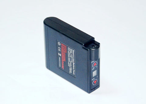 Battery 7.4Volt 5.2Amp with Controller - Warm and Safe Heated Clothing for Motorcycling, work and recreation