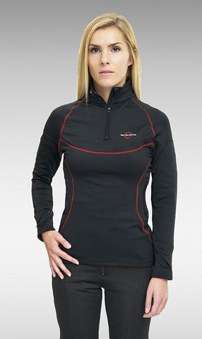 - WOMENS BASELAYER HEATED LINER - Warm and Safe Heated Clothing for Motorcycling, work and recreation