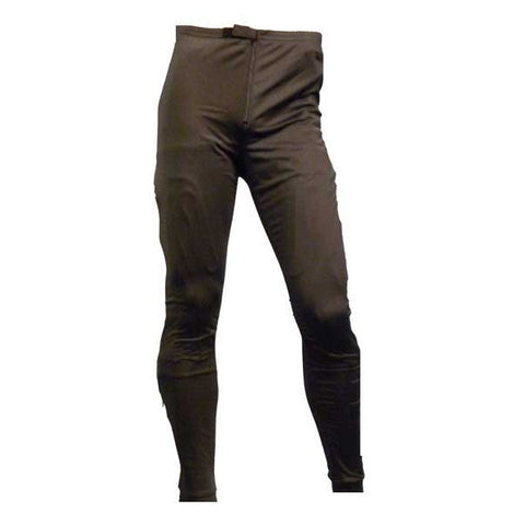 MENS HEATED PANTS LINER - Warm and Safe Heated Clothing for Motorcycling, work and recreation