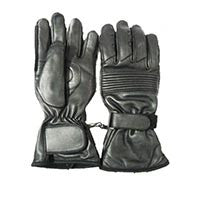 WOMENS RIDER CLASSIC STYLE HEATED GLOVES - Warm and Safe Heated Clothing for Motorcycling, work and recreation