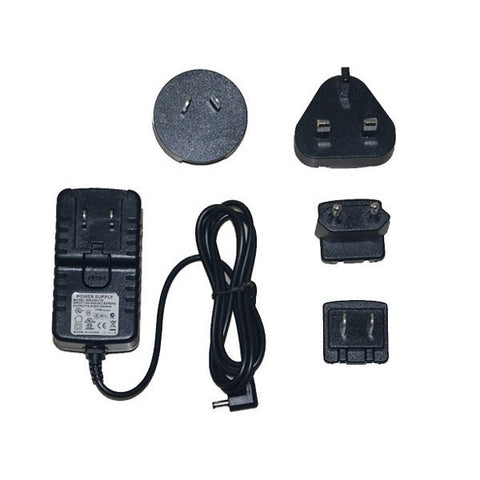 Battery Charger for 240Volt Battery World Plug Set - Warm and Safe Heated Clothing for Motorcycling, work and recreation