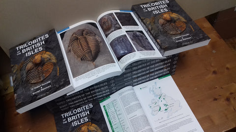 Trilobites of the British Isles Siri Scientific Press