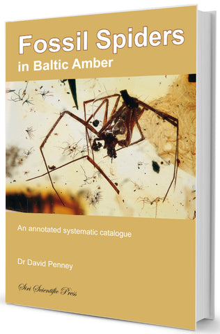 Fossil Spiders in Baltic Amber: An annotated systematic catalogue
