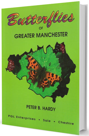 Butterflies of Greater Manchester