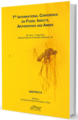 Abstracts: 7th International Conference on Fossil Insects, Arthropods and Amber