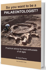 so you want to be a palaeontologist