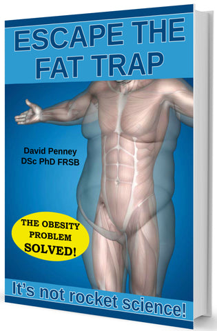EBOOK - Escape the Fat Trap: It's not rocket science!