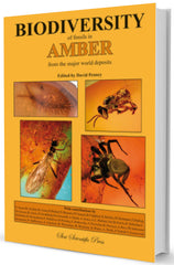 Biodiversity of fossils in amber