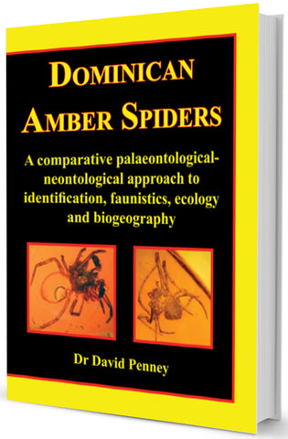 Dominican Amber Spiders: a comparative palaeontological-neontological approach to identification, faunistics, ecology and biogeography