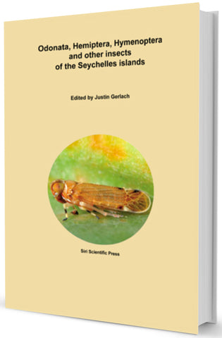 Odonata, Hemiptera, Hymenoptera and other insects of the Seychelles islands