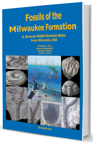 Fossils of the Milwaukee Formation: A Diverse Middle Devonian Biota from Wisconsin, USA