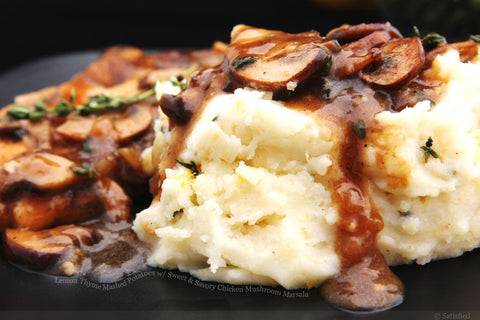 1.  Monday Special - Monday, December 11th - Chicken Marsala