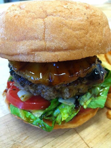 3.  Wednesday Special - Wednesday, December 13th - Teriyaki Burger or Chicken Sandwich Combo