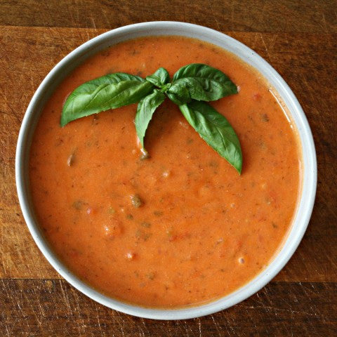 Weekly Special Soup - Tomato Basil Bisque