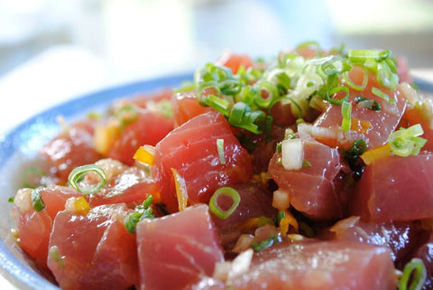 2.  Tuesday Special - Tuesday, June 20th - Mike's Amazing Ahi Poke Combo