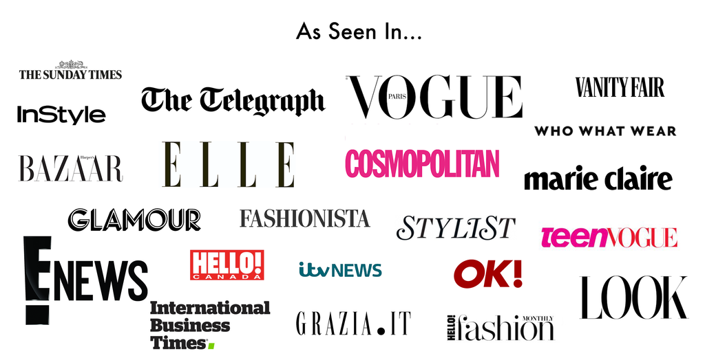 Charlotte Elizabeth Vogue Vanitiy Fair The Telegraph Elle Cosmo