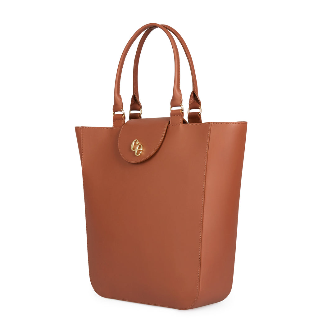 The Emma in Chestnut - Charlotte Elizabeth