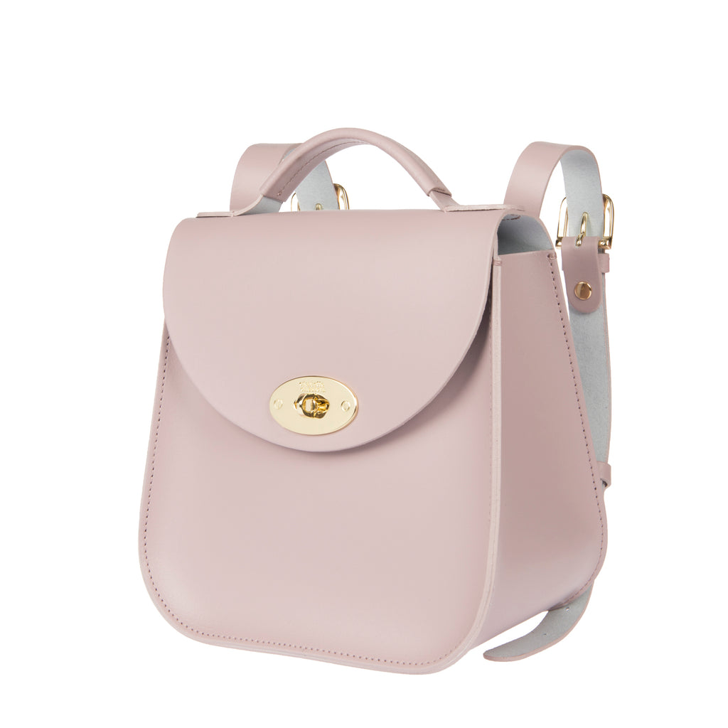 The Pink Bloomsbury Backpack