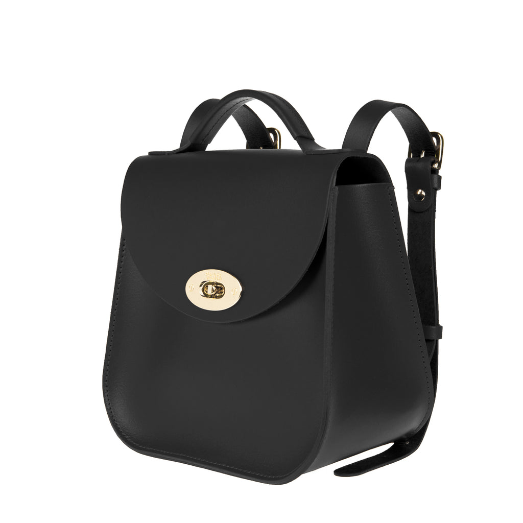 The Black Bloomsbury Backpack
