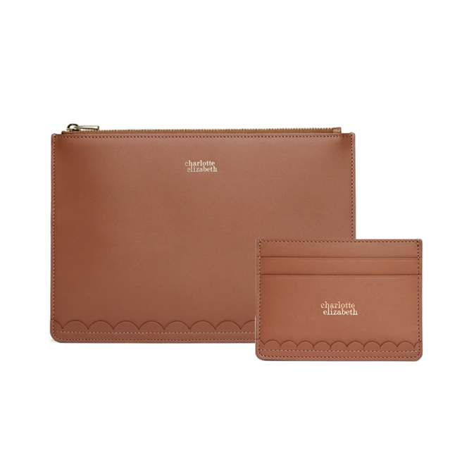 Mini Clutch & Card Holder Gift Set