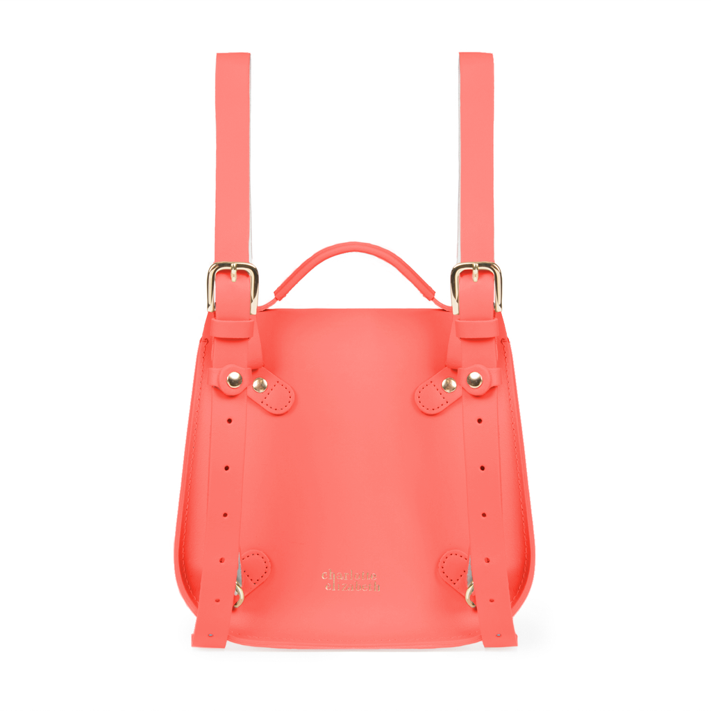 The Coral Bloomsbury Backpack