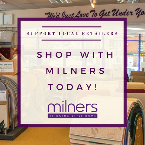 Shop local with milners