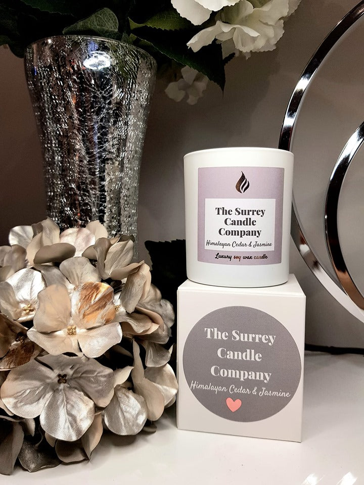 The Surrey Candle Co - Himalayan Cedar & Jasmine 30cl