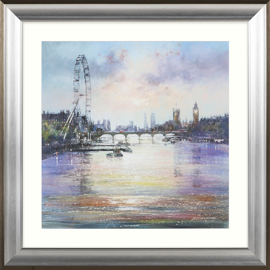 Westminster Bridge by Michael Sanders