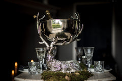 Resting Stag Punch Bowl (Two Sizes)