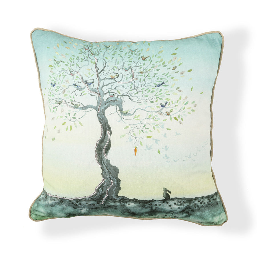 Hope - set of 4 cushions by Catherine Stephenson