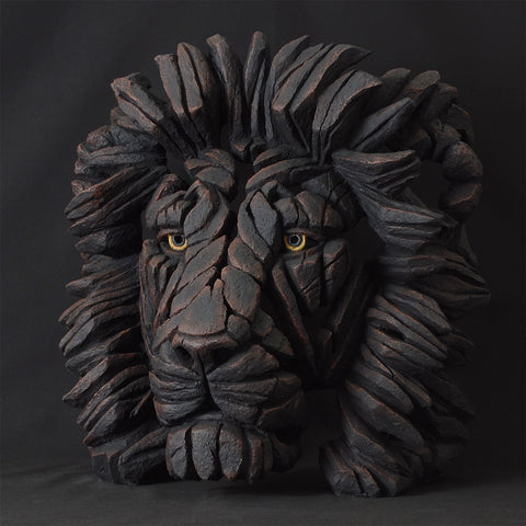 Lion Bust Black - Limited Edition