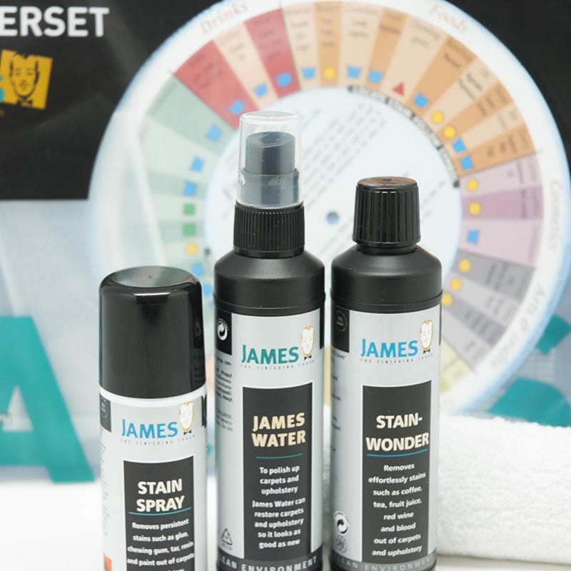 James Cleaning Kit