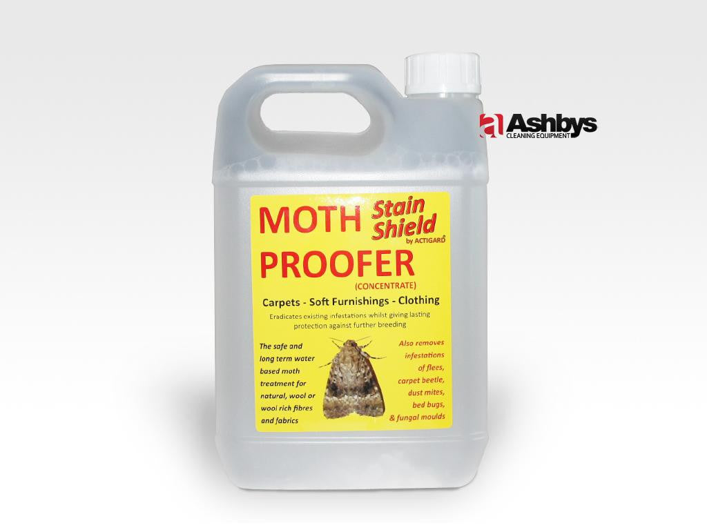 Stain Shield Moth Proofer Treatment Concentrate