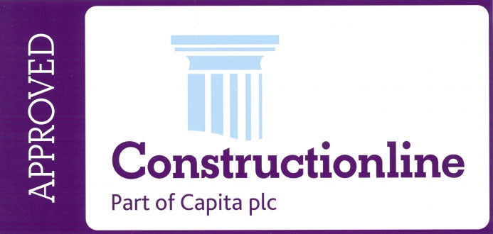 Constructionline Approved Contratcor Logo