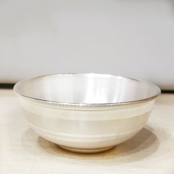 Silver Bowl - small size