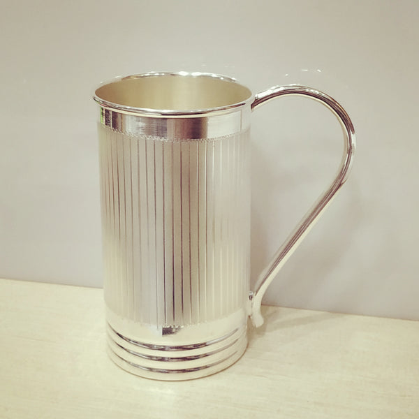 Silver Coffee Mug - 925 Bis Hallmarked