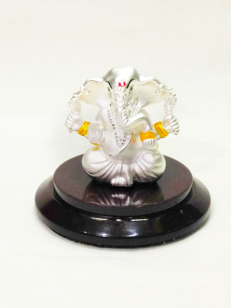 Pure Silver Ganesh -Divine Gift