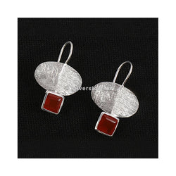 925 Fancy Silver Earring