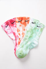 Nike 'Fruity' Tie-Dye Socks Bundle